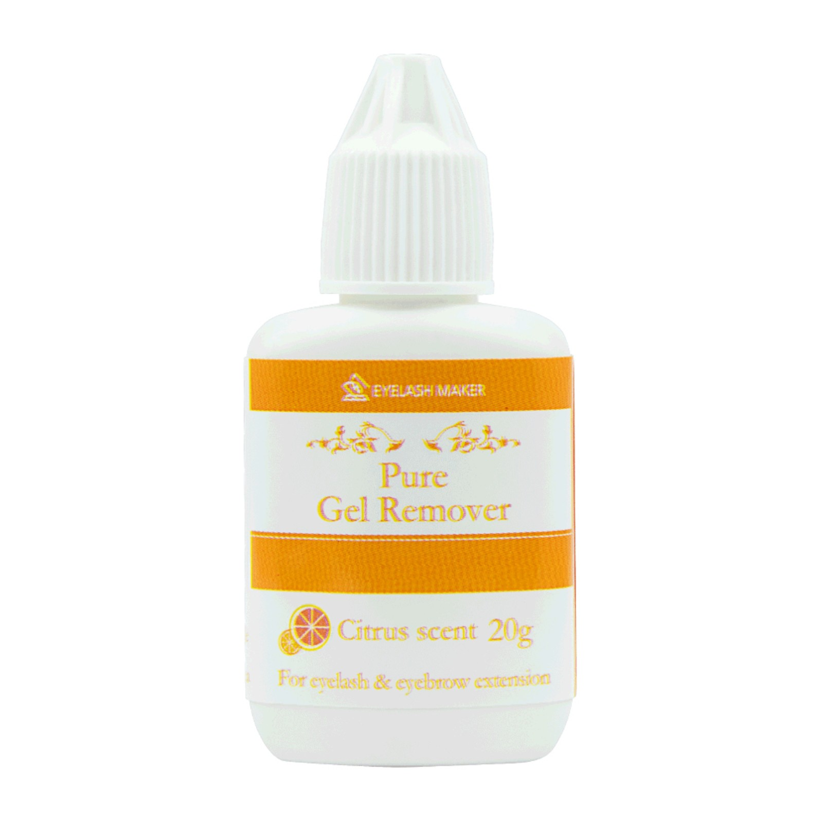 Pure Remover Gel - 20ml | Aromă de citrice