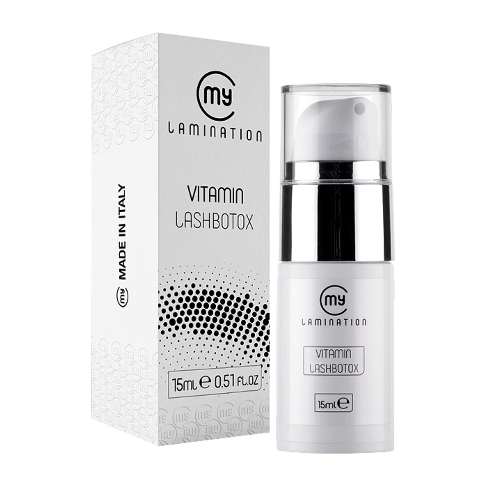 My Lamination - Vitamin Lash Botox - 15ml