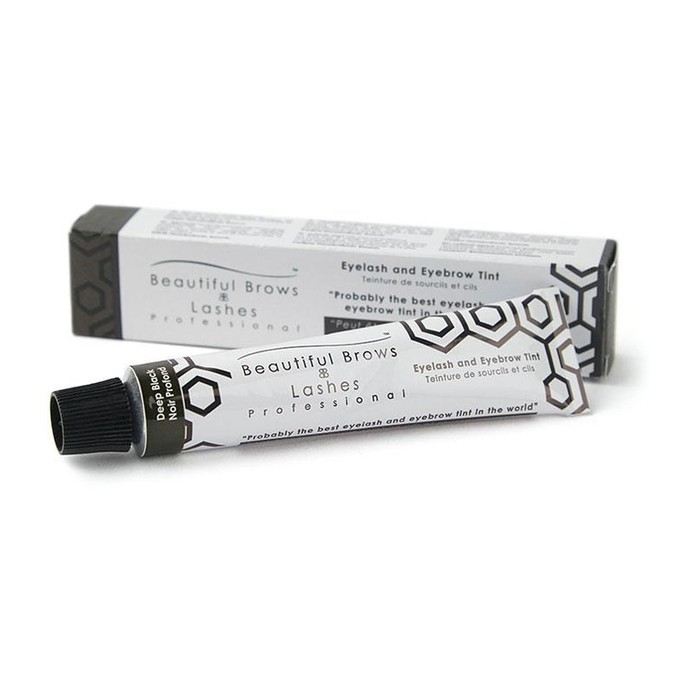 Beautiful Brows - Deep Black - 20ml