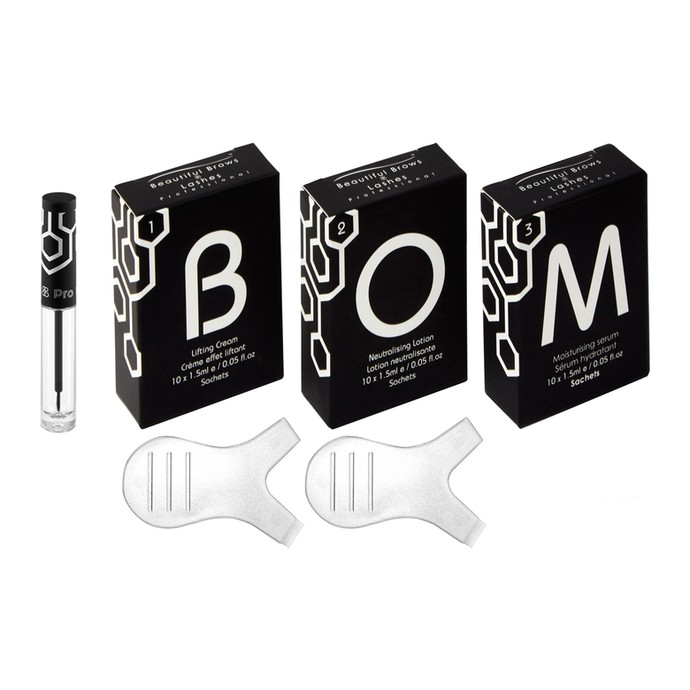 Brow Bomb - Kit Laminare Sprâncene