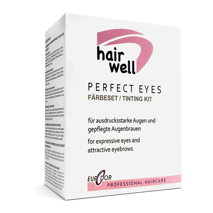 Hairwell - Perfect Eyes - Starter Kit